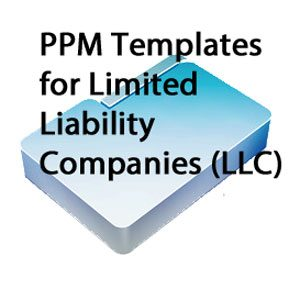 PPM Templates for LLC's
