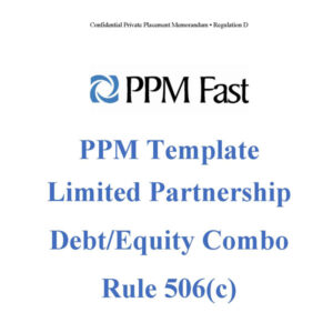 debt-equity-ppm-lp-506c