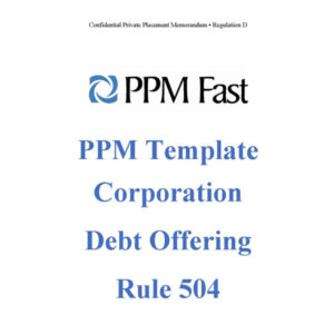 rule 504 ppm debt