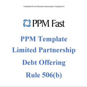 debt ppm lp 506b