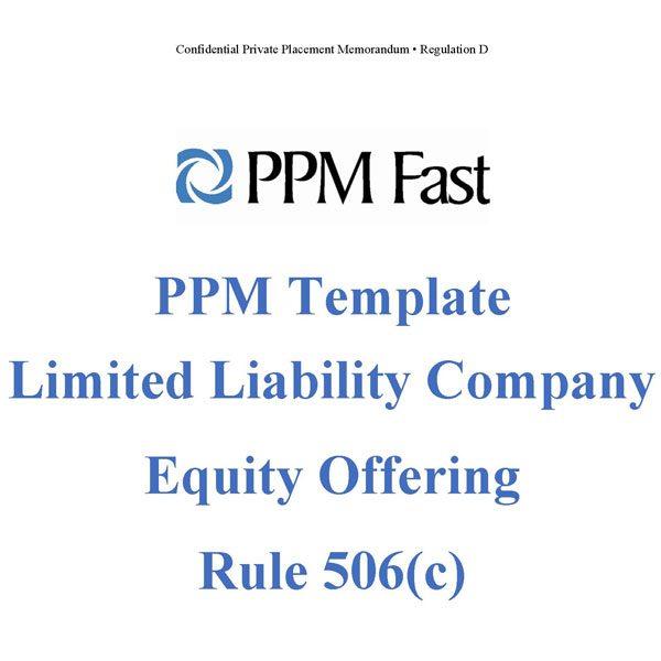equity-ppm-llc-506c