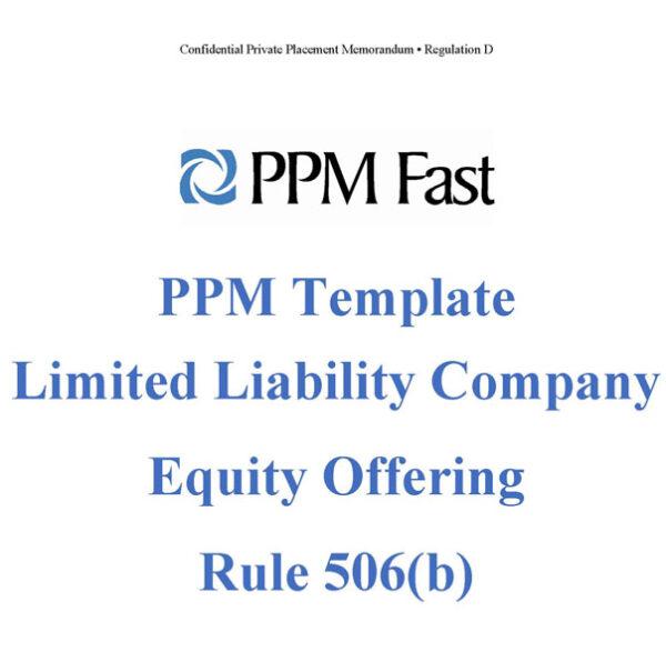 equity-ppm-llc-506b