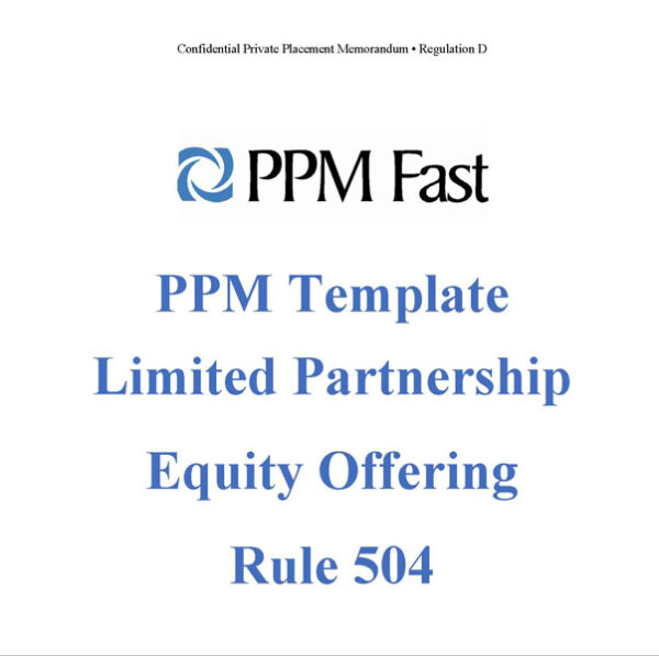 equity ppm lp 504