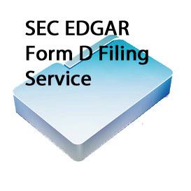 Form D Filing Service