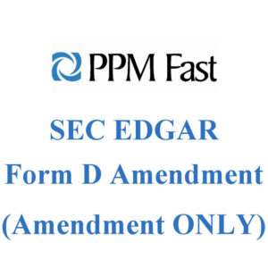 form d amendment